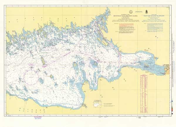 Восточная часть Финского залива